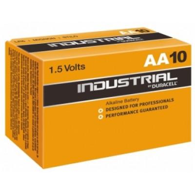 Baterija Duracell Industrial AA 1,5 V  Alkaline (10 kos)