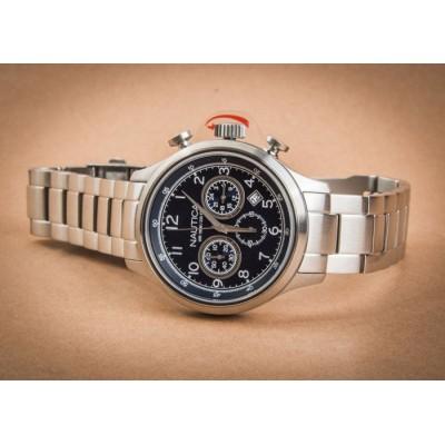 Moška ročna ura Nautica Chronograph A19630G