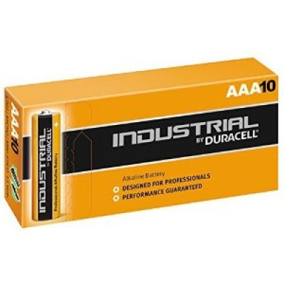 Baterija Duracell Industrial AAA 1,5 V Alkaline (10 kos)