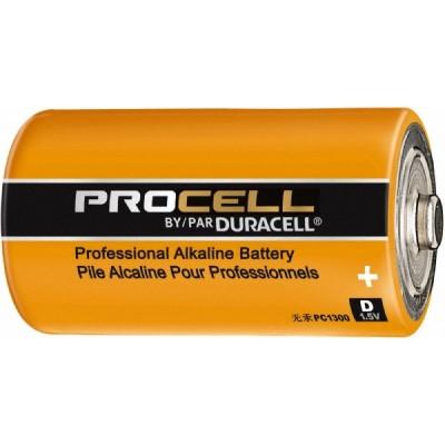 Duracell Industrial D 1,5 V Alkaline (1 kos)