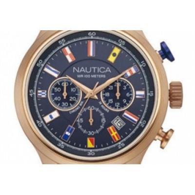 Moška ročna ura Nautica NAI21507G