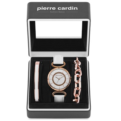 Ženska ročna ura PIERRE CARDIN + zapestnica PCX5758L250