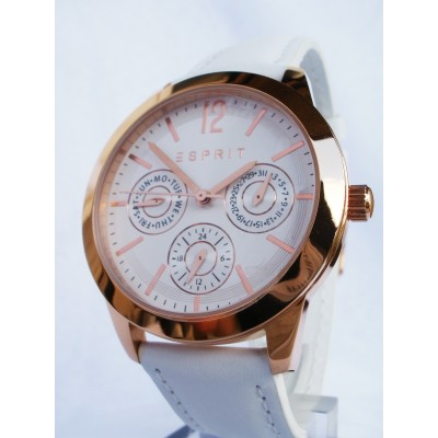 Ženska ura Esprit ES108422006 Angie white Ladies Watch