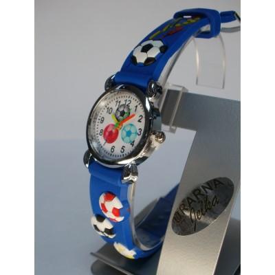 Otroška ročna ura (art.:0020/modra)