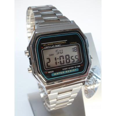 Moška ura digitalna (art.:0021/kovinska)