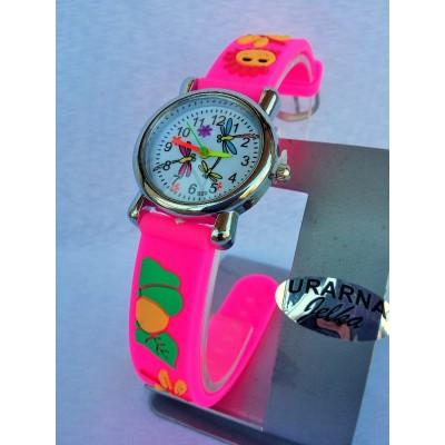 Otroška ročna ura (art.:0019/roza)