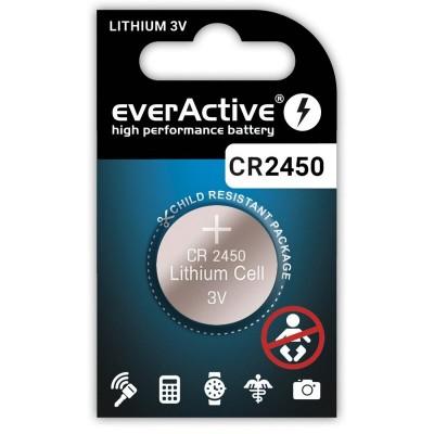 Baterija EVERACTIVE CR2450
