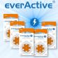 Baterija Everactive 13 za slušni aparat