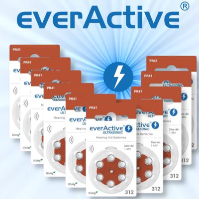 Baterija Everactive 312 (60 kosov)