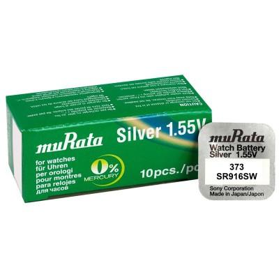 Baterija SONY-MURATA 373 / SR 916 SW za ročno uro