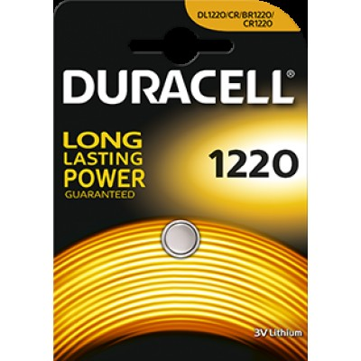 Baterija Duracell 1220