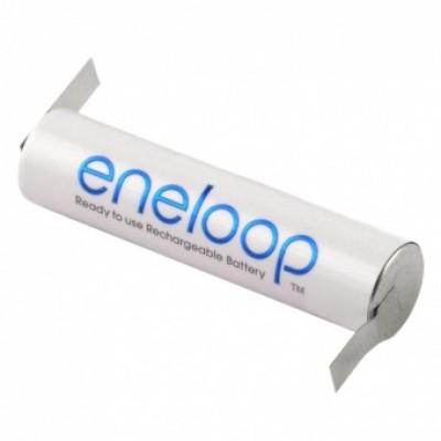 Baterija akumulator Panasonic Eneloop AAA 800 mAh spajkalni priključek Z