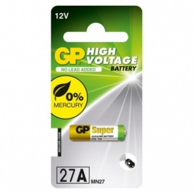 Baterija GP A27 baterija 12V