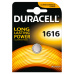 Baterija Duracell 1616