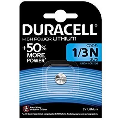Baterija Duracell 1/3 N 3V Lithium