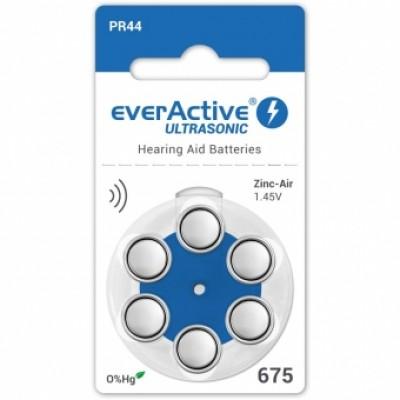 Baterija Everactive 675 za slušni aparat