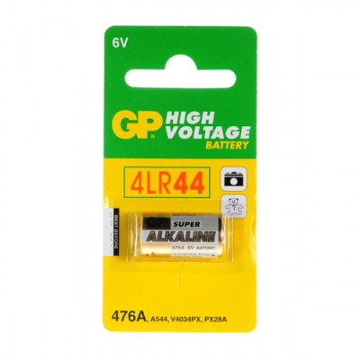 Baterija GP 476A 4LR44 A544 PX28A 544A