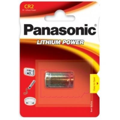 Baterija Panasonic CR2 lithium 3V