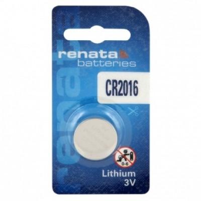 Baterija Renata CR2016 Lithium 3 V