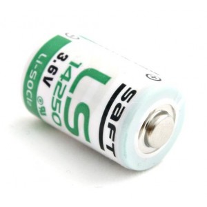 Baterija SAFT LS14250 lithium 1 / 2AA 3.6V LiSOCl2 size 1/2 AA