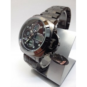 Moška ura BISTEC (ref:8031/črna)