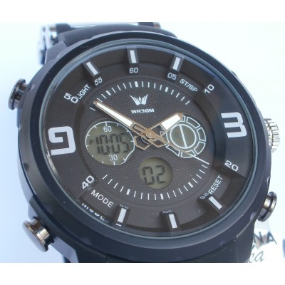 Moška ročna ura AG (ref.:2913-black)