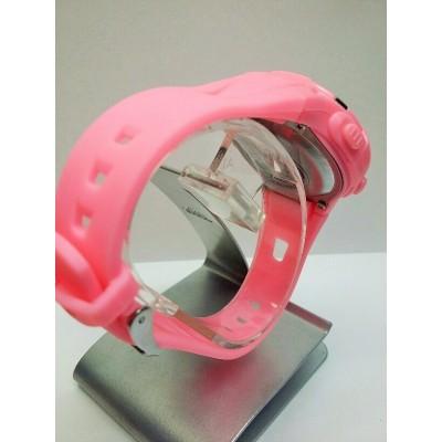 Otroška ročna digitalna ura Mingrui (ref.:MR-8528019/pink)