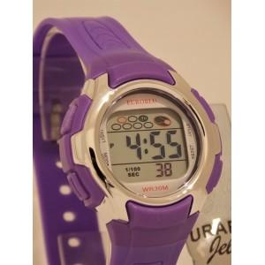 Otroška ročna digitalna ura Euroblu (ref.:MR-8528019/violet)